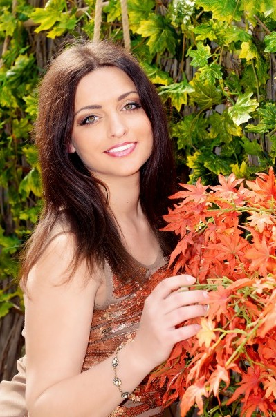 Profile photo Ukrainian bride Tatyana
