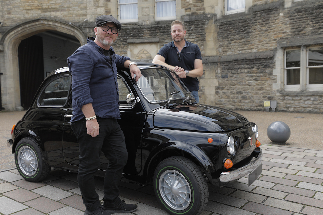 Exclusive Salvage Hunters Classic Cars Interview Paul Cowland and Drew Pritchard