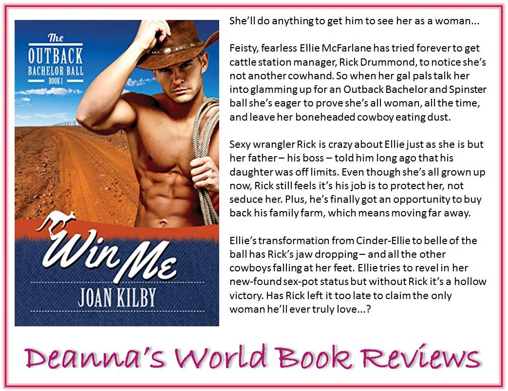 Win Me by Joan Kilby blurb