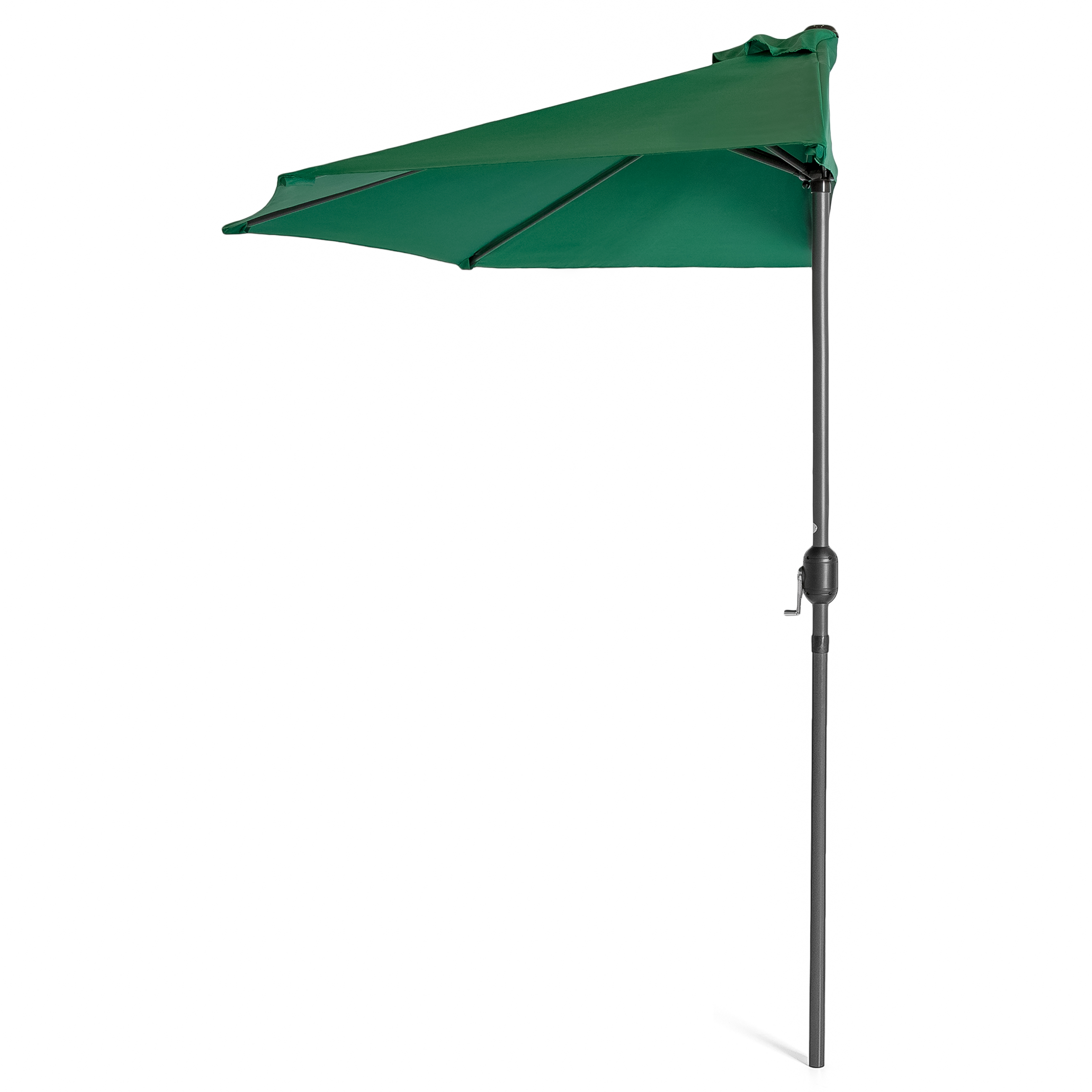 BCP-9ft-Half-Patio-Umbrella-w-Crank-Steel-Frame-UV-amp-Water-Resistant-Fabric thumbnail 21