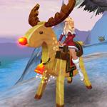 Dřevěný Rudolf