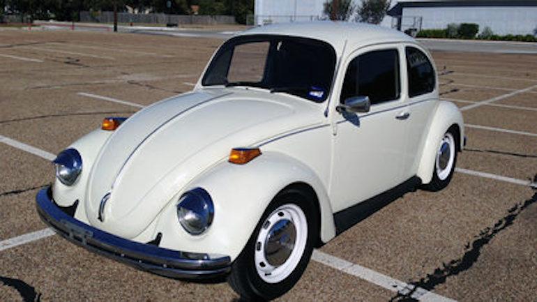 1973 VW Beetle w/ Air/C