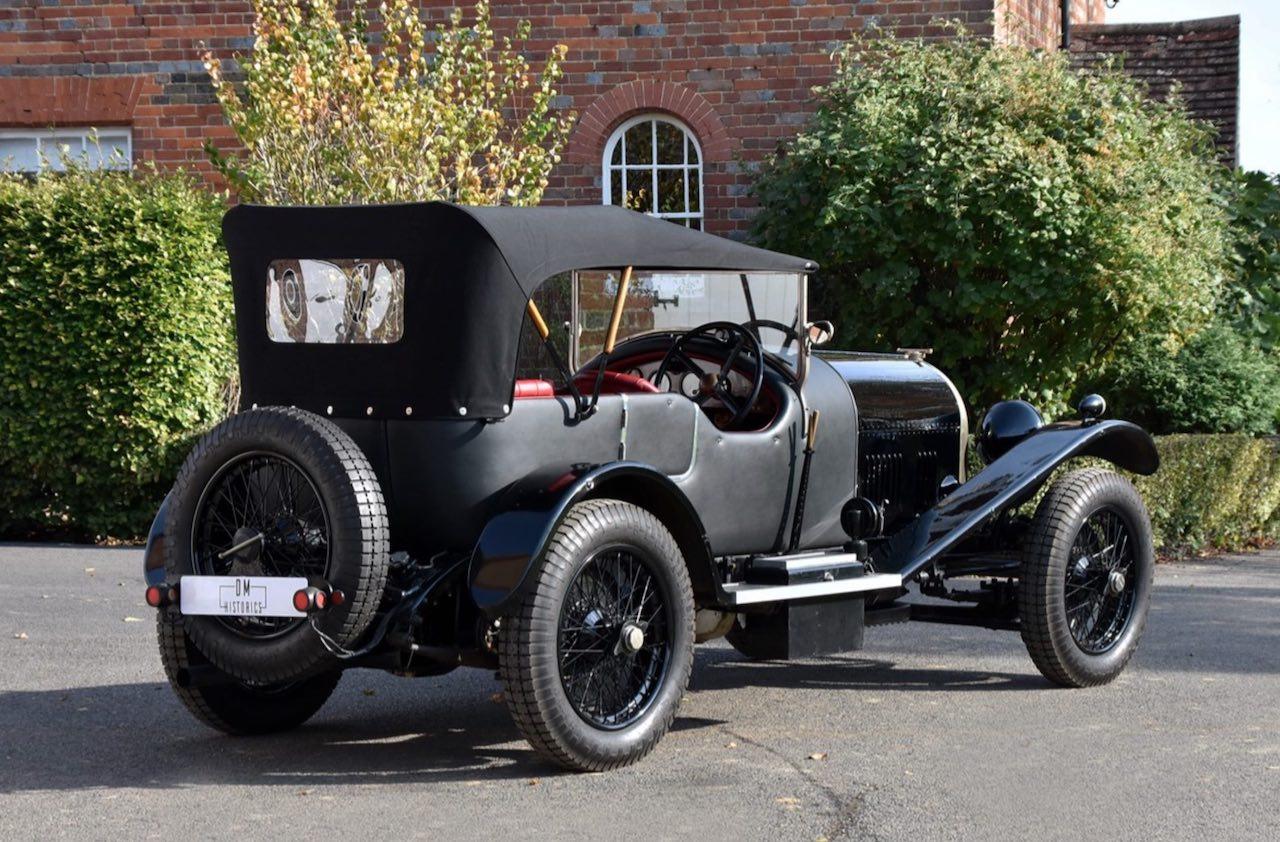 DM Historics offers 1924 Bentley 3-Litre