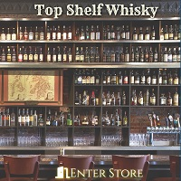 top shelf whisky