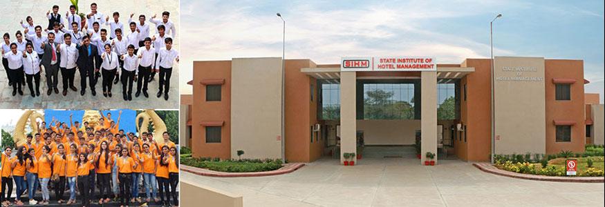 State Institute of Hotel Managment Gujarat Image