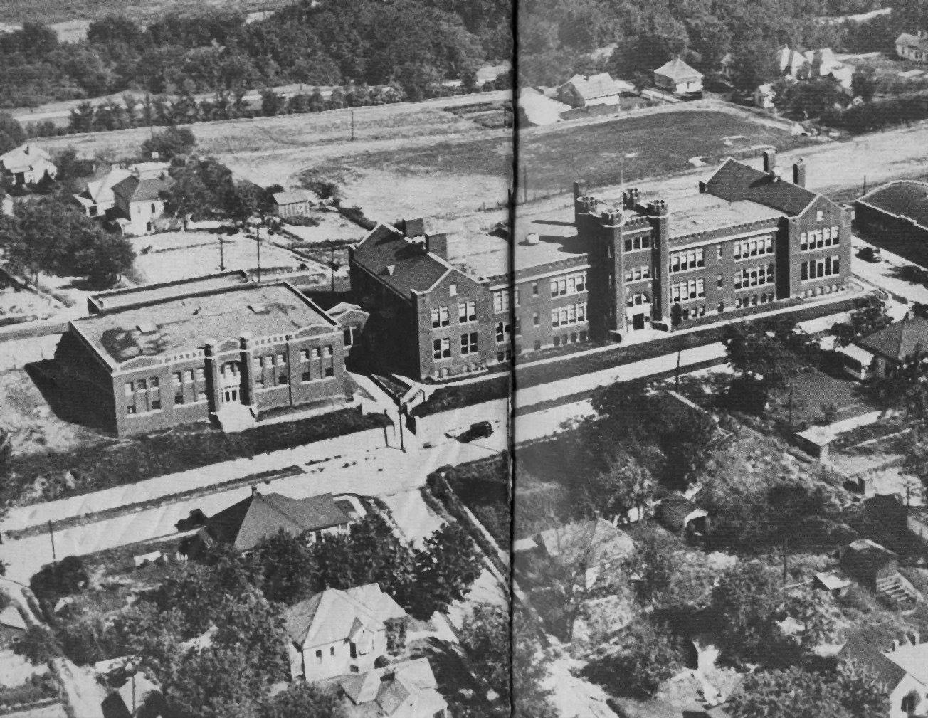 Benton High School 1905 1940 Harvard Cumberland I Love