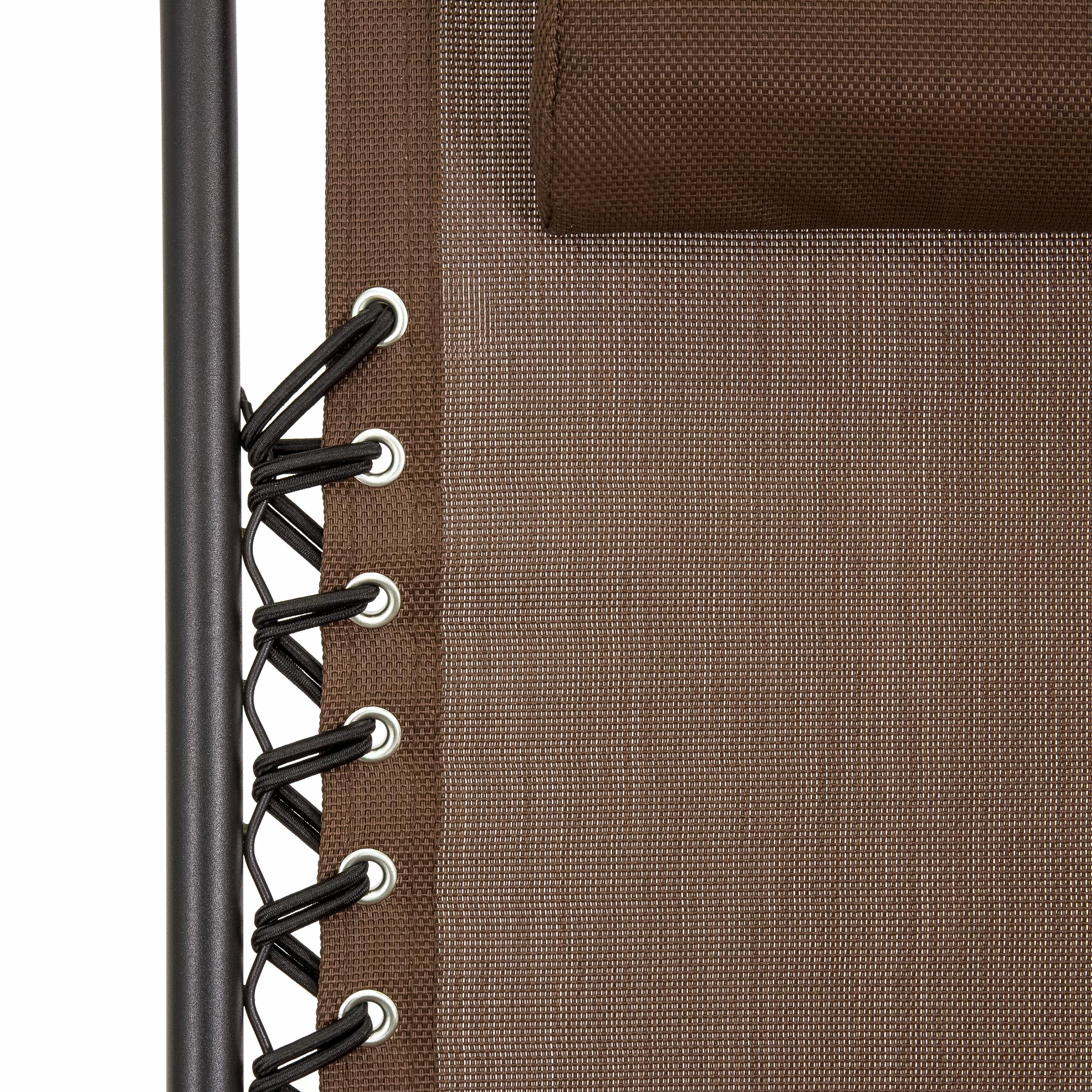 BCP-Foldable-Zero-Gravity-Patio-Rocking-Lounge-Chair thumbnail 34