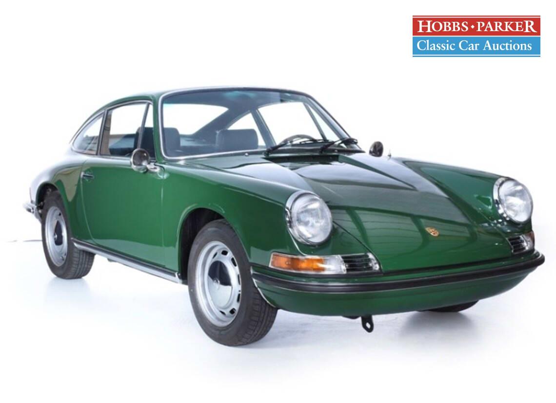 Top 5 Classic Car Picks for Hobbs Parker Autumn Auction