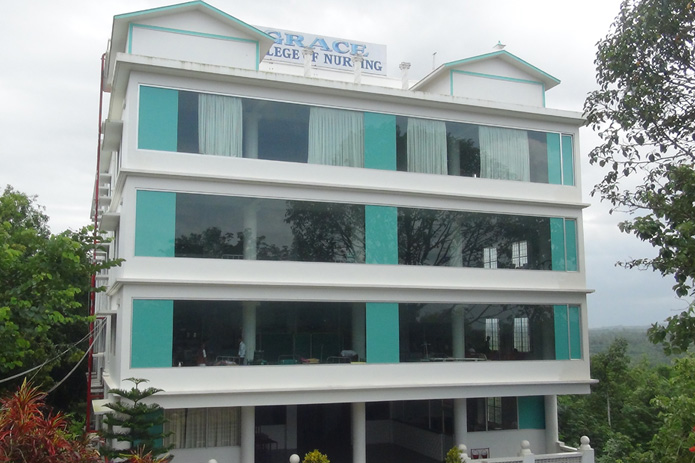 Grace College of Nursing, Kanyakumari Image