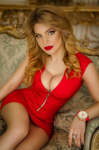 Profile photo Ukrainian bride Valeria