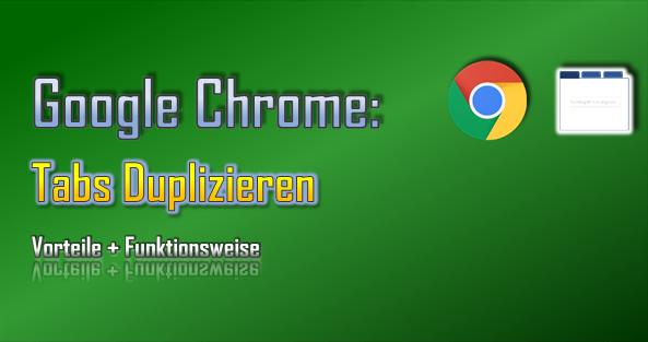Im Browser Google Chrome lassen sich Webseiten und Internet-Dienste in der Registerkarte spiegeln.