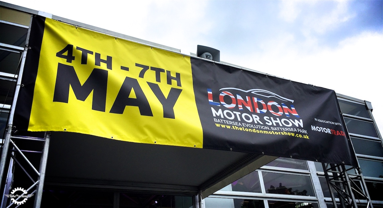 Take to the Road London Motor Show Highlights