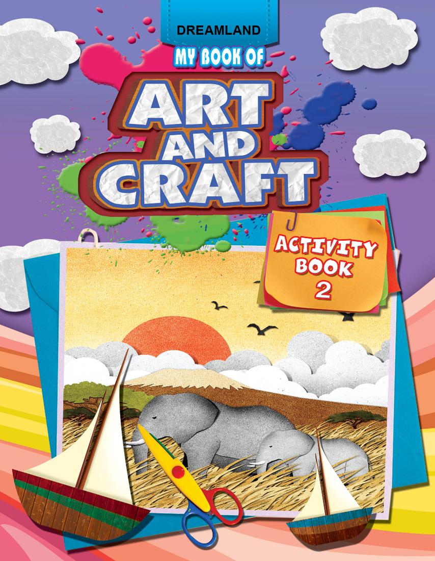 My Book of Art & Craft Part -2