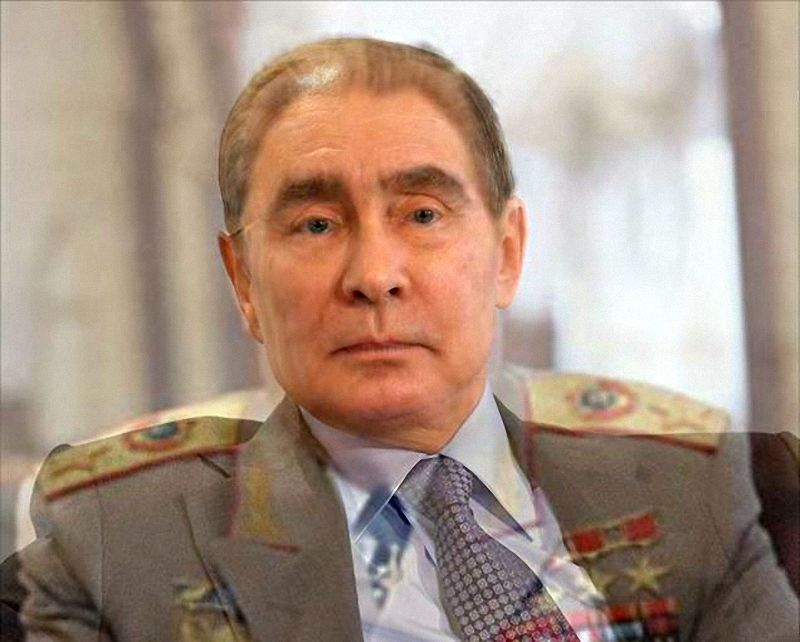 Путин досиделся в бункере до состояния позднего Брежнева