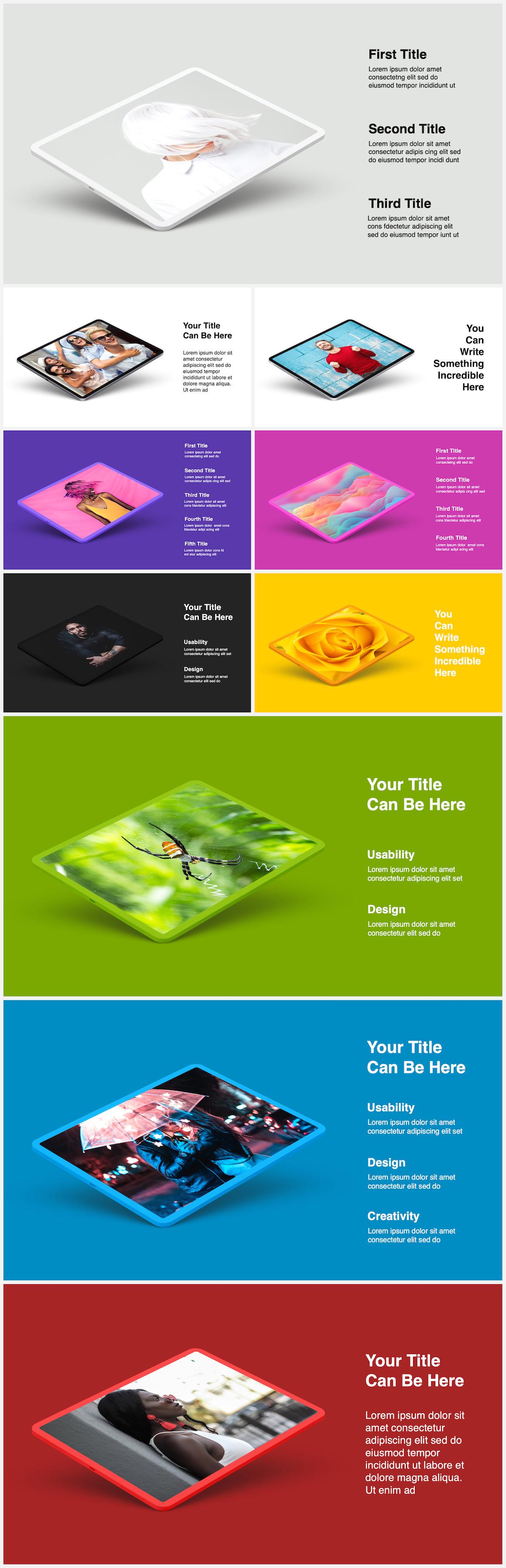 Huge Infographics Bundle! Lifetime Updates! PowerPoint, Photoshop, Illustrator. - 84