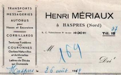 Transport Henri Meriaux