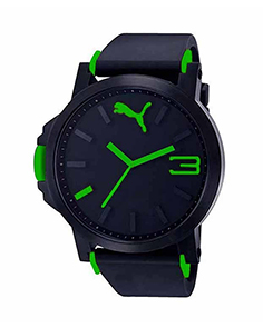 Stylish Ultrasize Analog Sport Watch for Men Green
