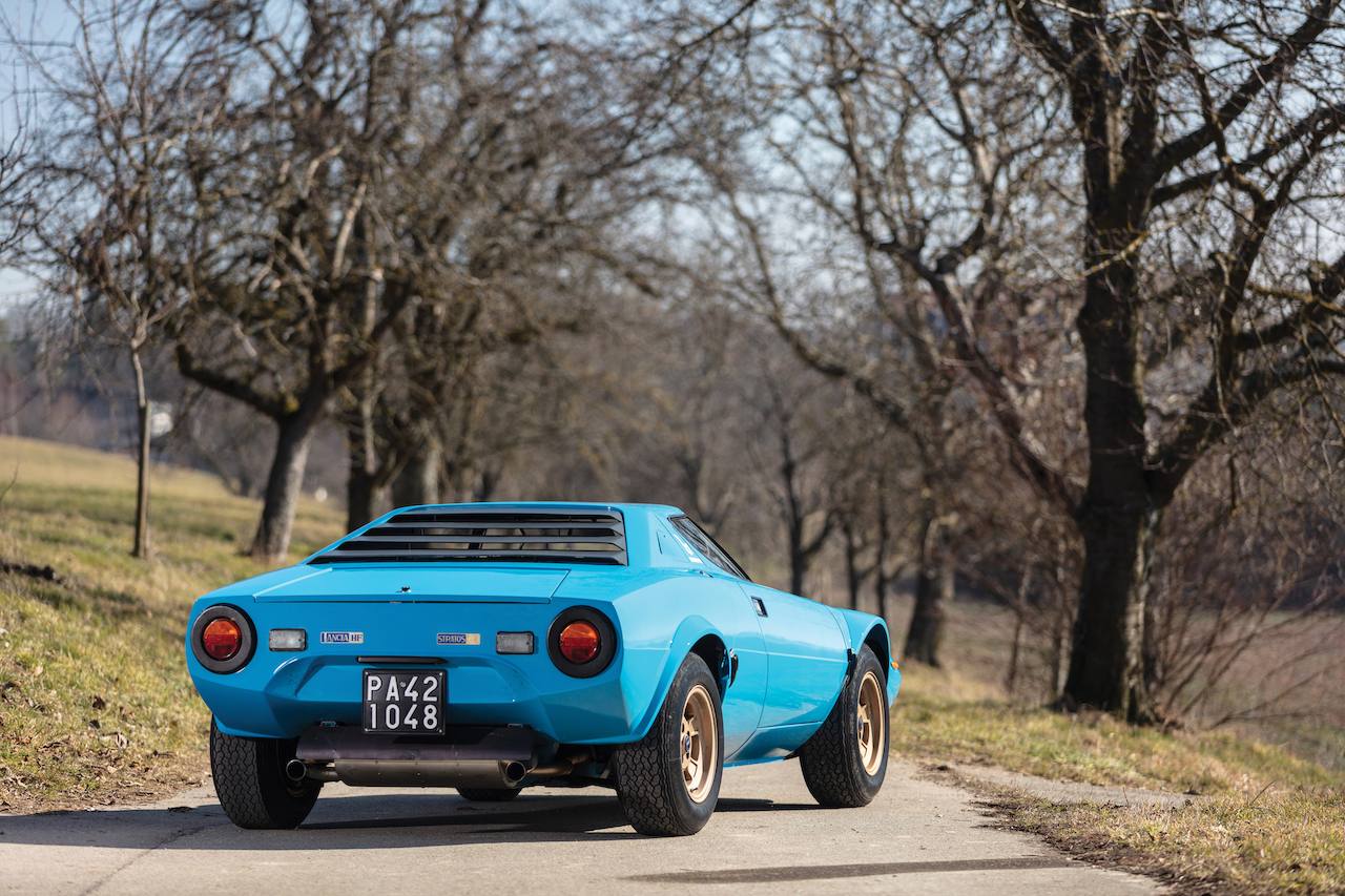 Rally Legends drift into RM Sothebys inaugural Essen Auction