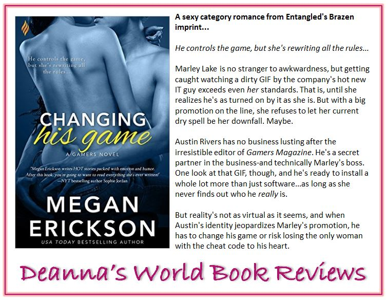 Changing His Game by Megan Erickson blurb