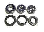 Boss Bearing Y-TTR90-RR-1000-4K4-B Rear Wheel Bearings and Seals Kit Yamaha T...