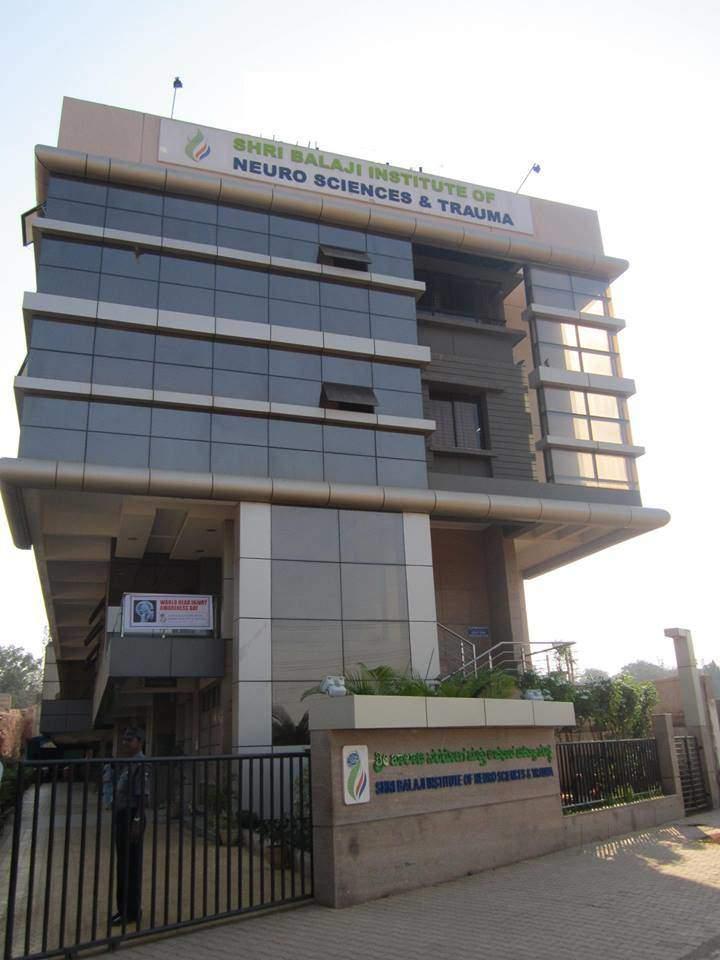 Shri Balaji Institute Of Neuro Sciences And Trauma Image