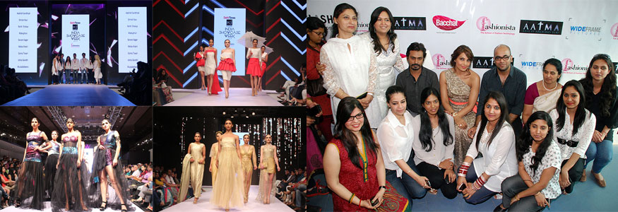Fashionista - The School of Fashion Technology Image