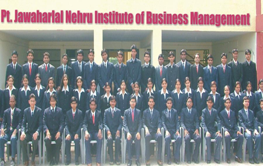PT. JAWAHARLAL NEHRU INSTITUTE OF BUSINESS MANAGEMENT