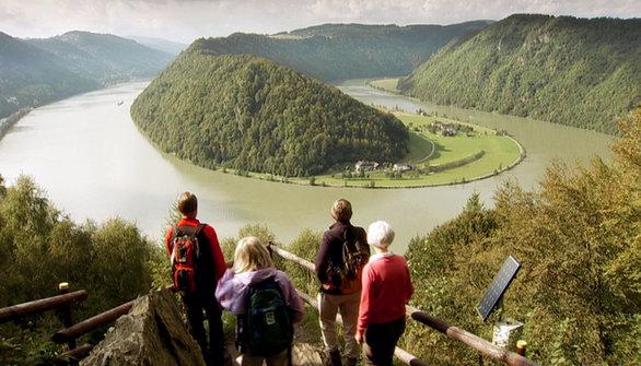 Paradiese an der Donau