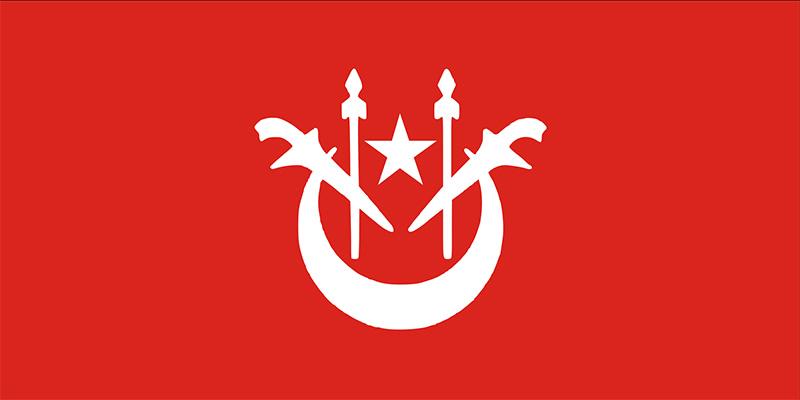 Bandera de Kelantan