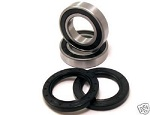 Front Wheel Bearings and Seals Kit Kawasaki KX125 1985-1992