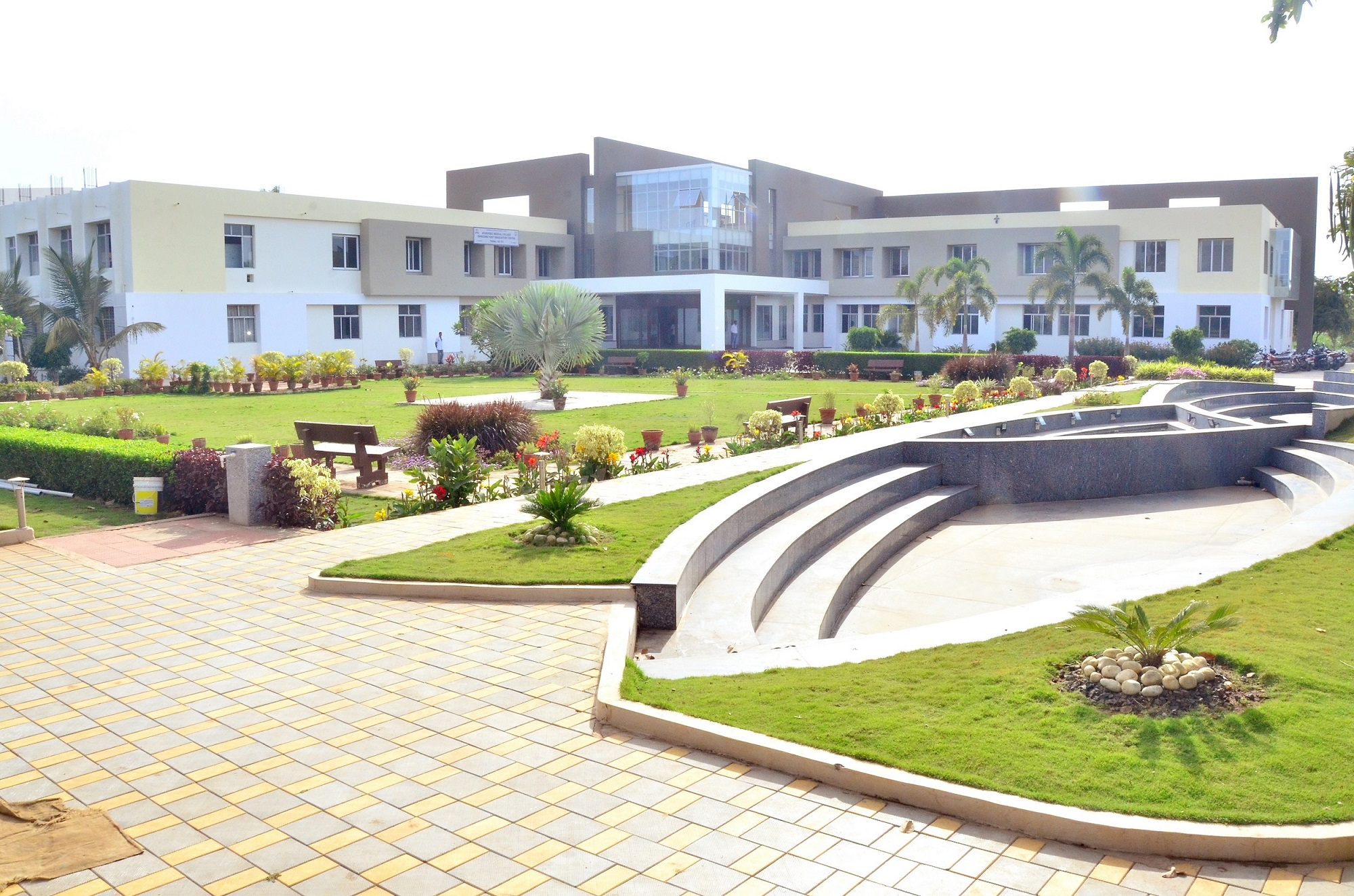 SDM Trust's Ayurvedic Medical College and Research Cnetre Image