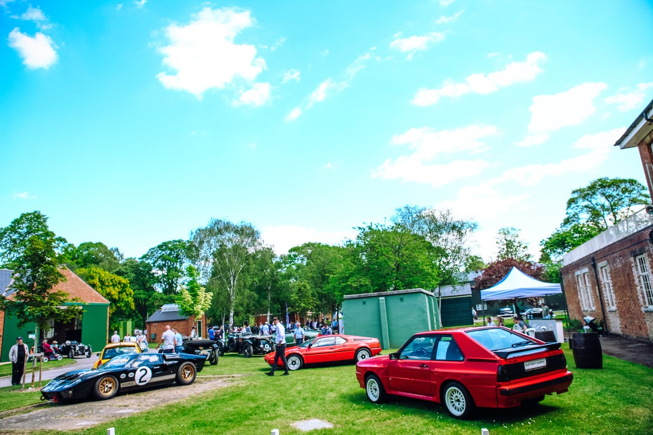 Best of the Bavarians adds Oktoberfest to Bicester Sunday Scramble
