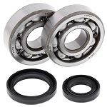Main Crank Shaft Bearings and Seals Kit Suzuki RM85L 2003-2012