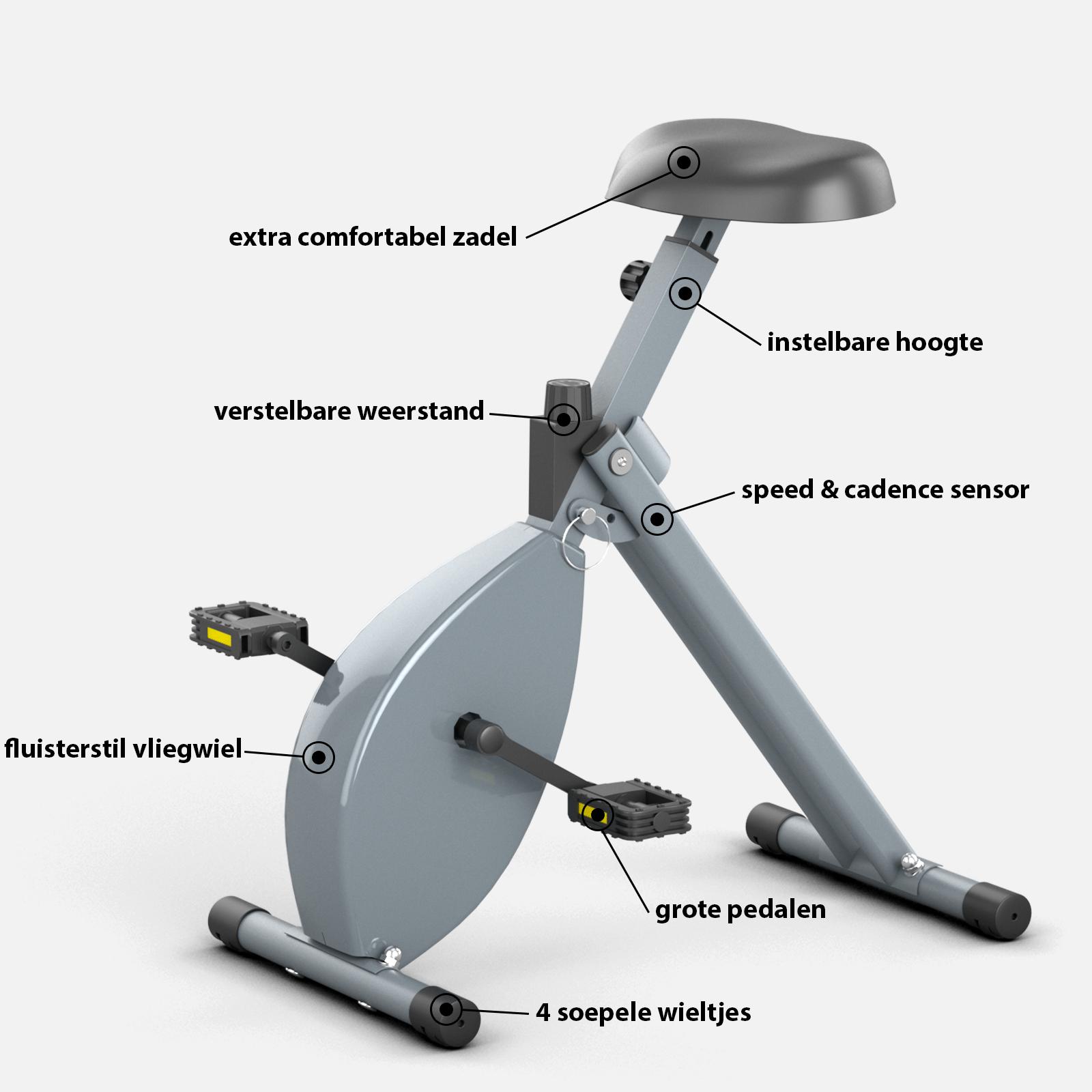 Bureaufiets - Deskbike Small