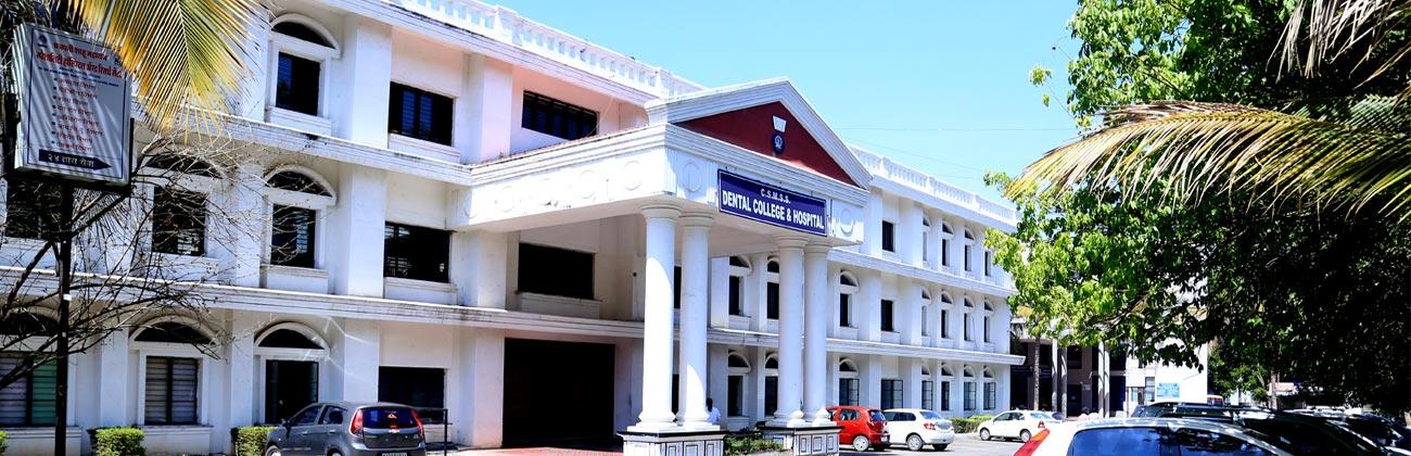 Chatrapati Shahu Maharaj Shikshan Sanstha's Dental College And Hospital, Aurangabad