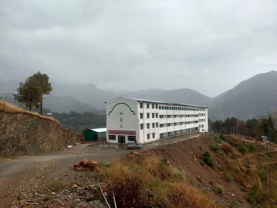 Himalayan Garhwal University