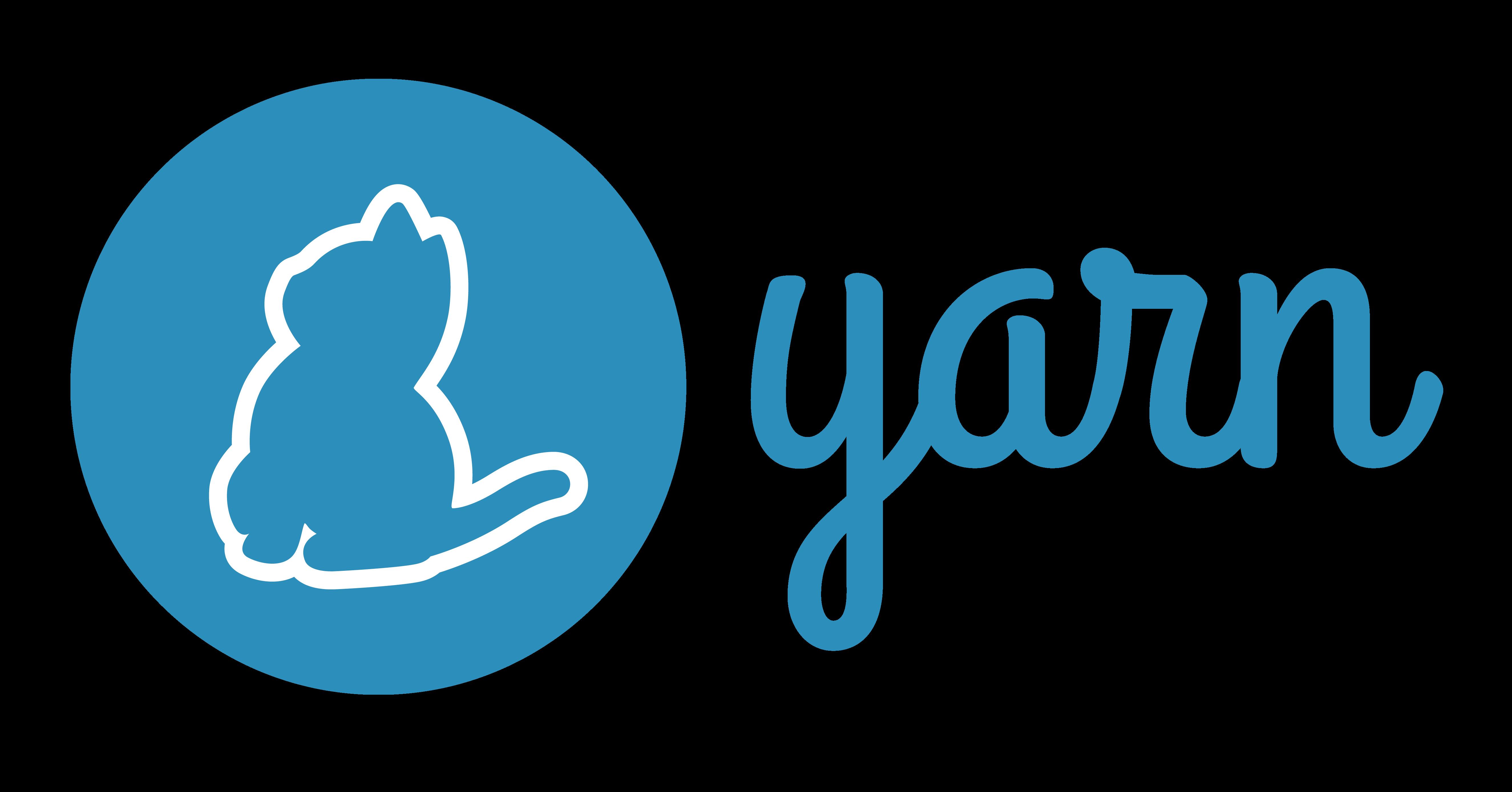 Yarn ロゴ