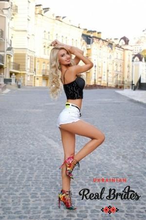Photo gallery №1 Ukrainian bride Alyona