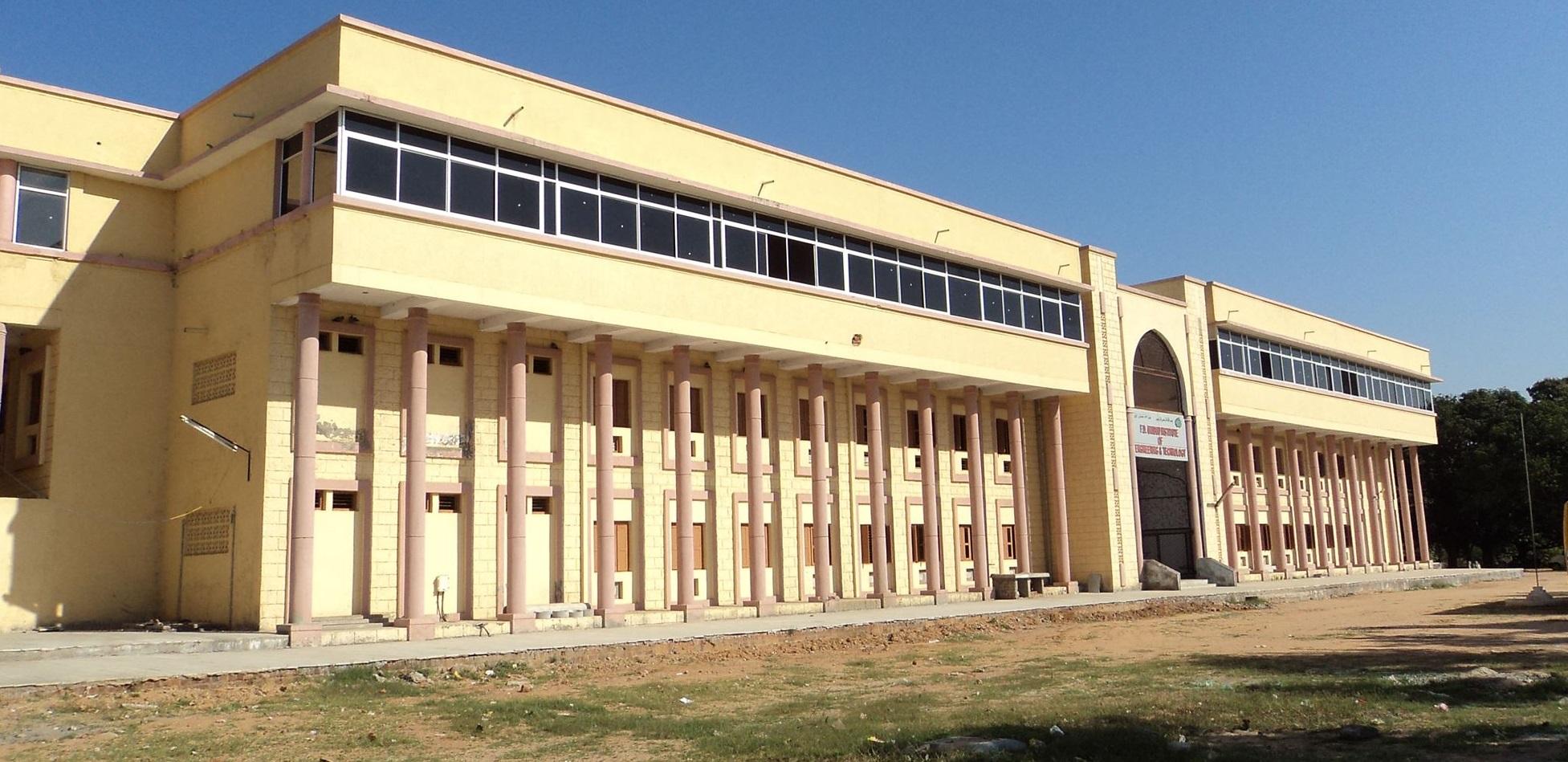 F.D.(MUBIN) INSTITUTE OF ENGINEERING AND TECHNOLOGY, Gandhinagar