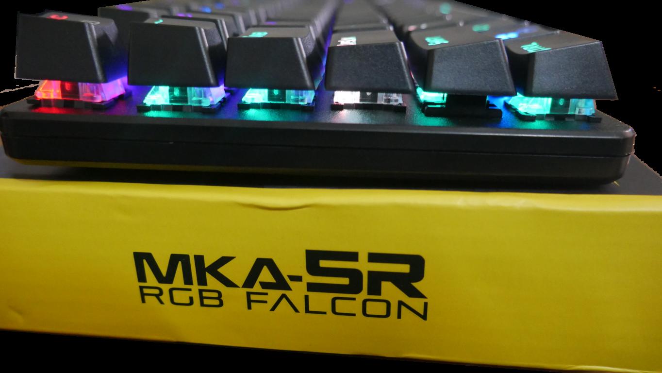 Review: Keyboard Gaming Armaggeddon MKA 5R RGB FALCON