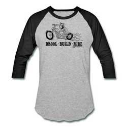 xs650 Baseball Shirt