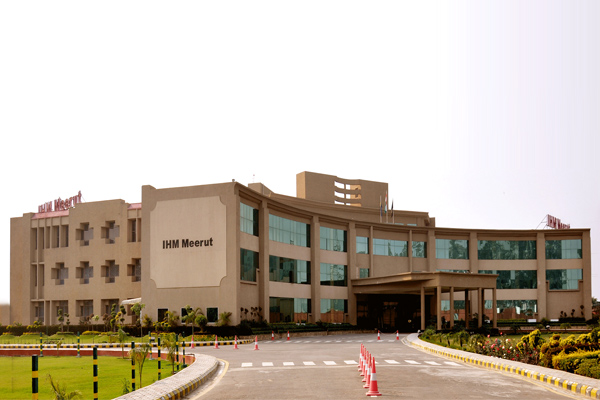Institute of Hotel Management Catering Technology and Applied Nutrition, Meerut