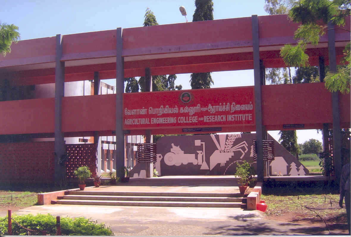 Agricultural Engineering College & Research Institute, Coimbatore
