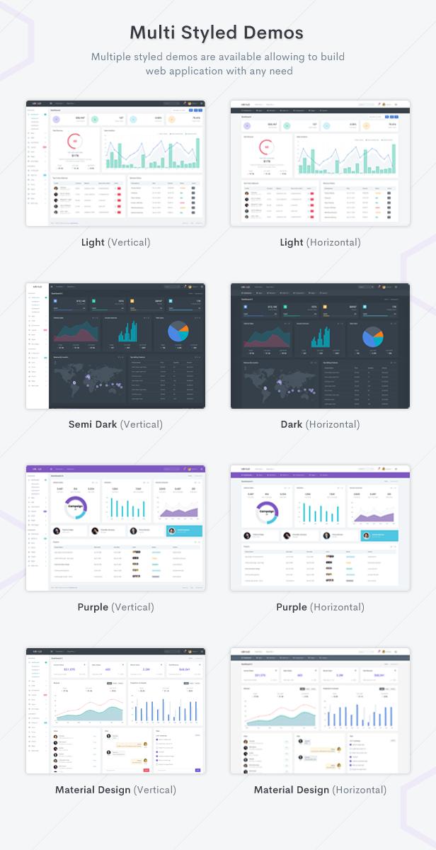 Ubold - Responsive Admin Dashboard & Web UI Kit Template - 3