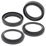 Fork and Dust Seal Kit 56-138 Kawasaki KX250 1988