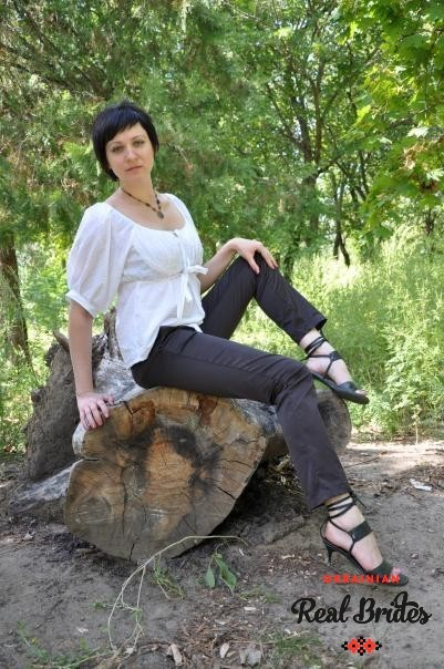 Photo gallery №1 Ukrainian women Lyubov
