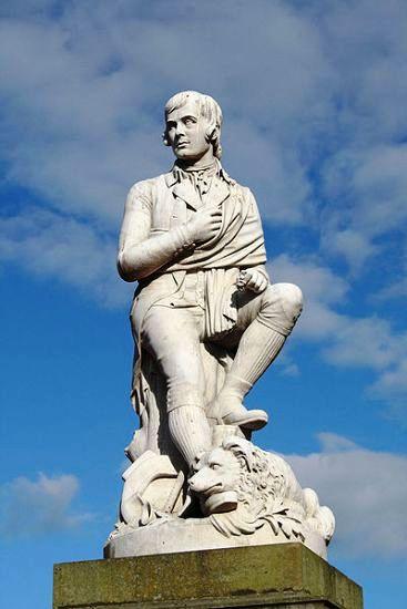 Монумент Р. Бёрнса в Дамфризе
