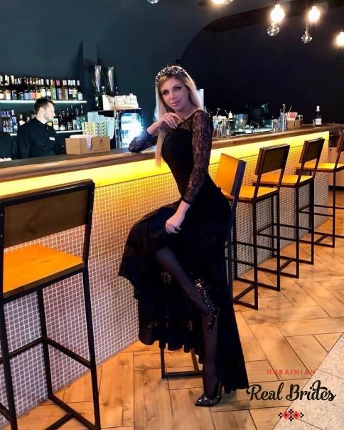 Photo gallery №7 Ukrainian bride Victoriya