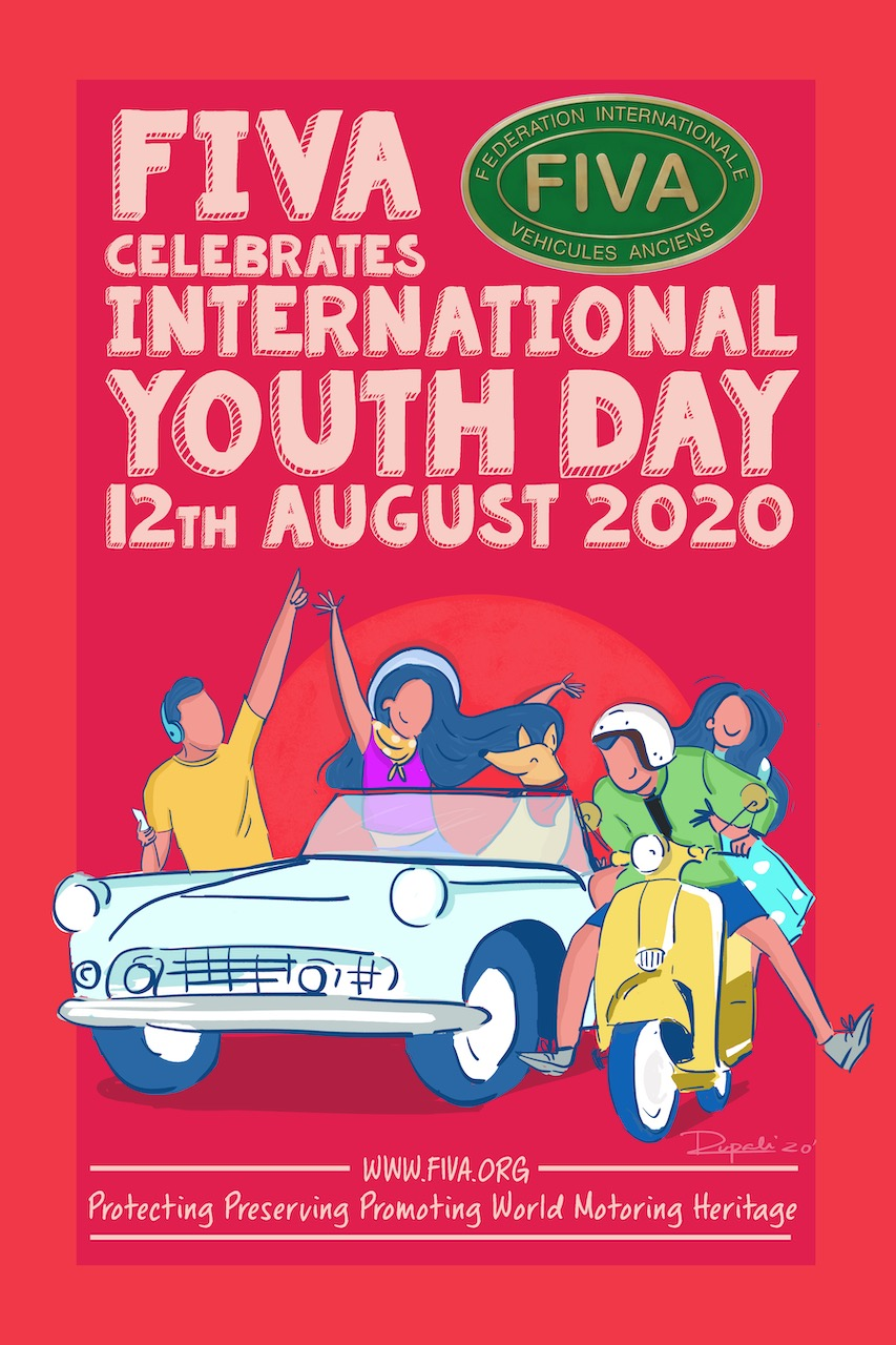 FIVA launches creative competition to mark International Youth Day