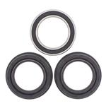 Rear Axle Wheel Bearings and Seals Kit Honda - 25-1365B - Boss Bearing